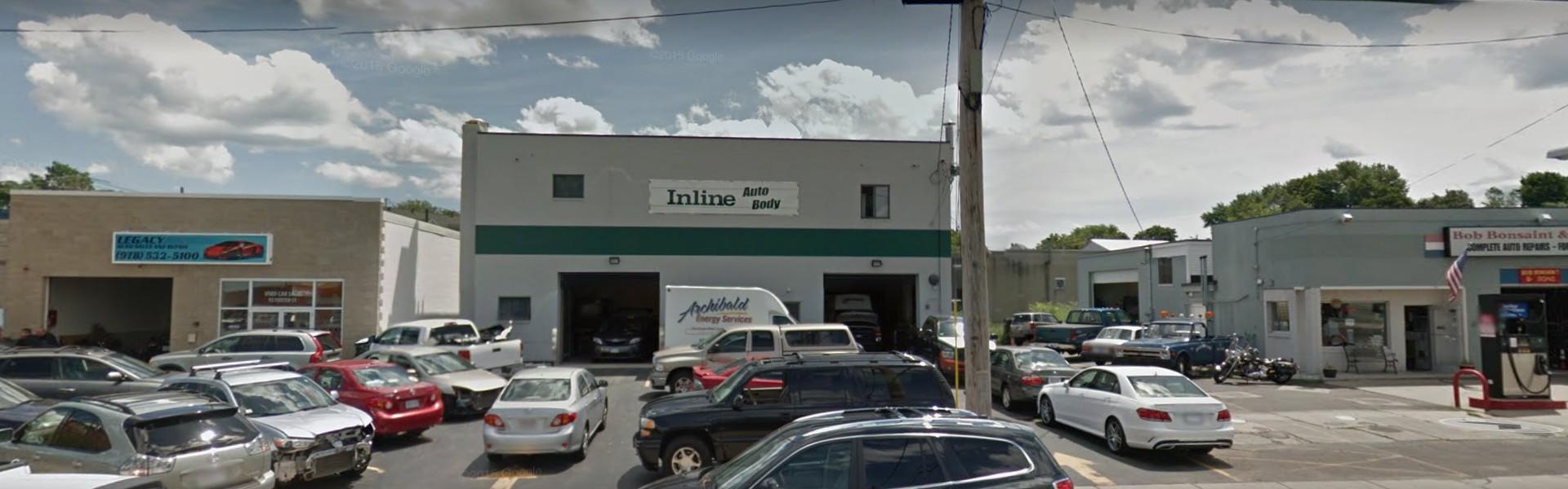 Inline Auto body Inc.