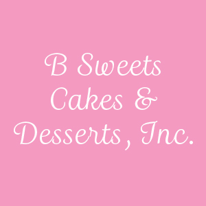 B Sweets Cakes & Desserts, Inc