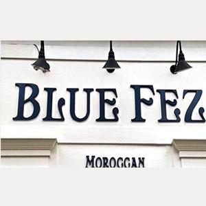 Blue Fez